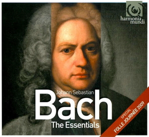 V.A. / Johann Sebastian Bach: The Essentials (2CD, DIGI-PAK, 미개봉)