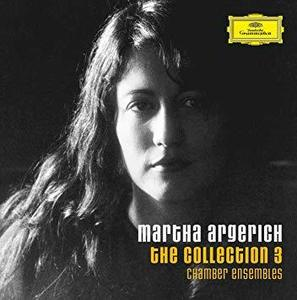Martha Argerich / The Collection 3 - Chamber Ensembles (6CD, BOX SET, 미개봉)