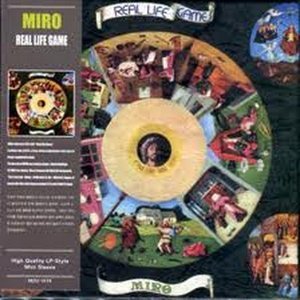 Miro / Real Life Games (LP MINIATURE)
