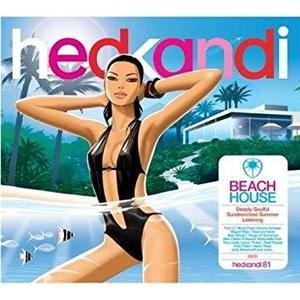 V.A. / Hed Kandi - Beach House (2CD, DIGI-PAK)