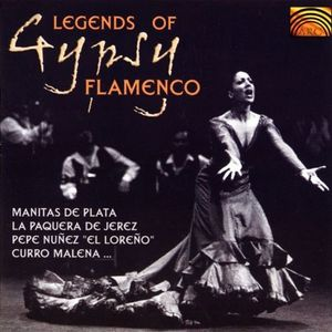V.A. / Legends Of Gypsy Flamenco (집시 플라멩코의 전설)