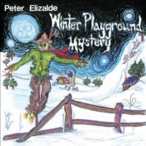 Peter Elizalde / Winter Playground Mystery (LP MINIATURE, 미개봉)