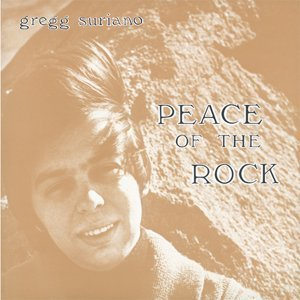 Gregg Suriano / Peace Of The Rock (LP MINIATURE, 미개봉)