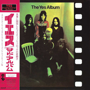 Yes / The Yes Album (HDCD, LP MINIATURE)
