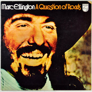 Marc Ellington / A Question Of Roads (LP MINIATURE)