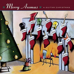 V.A. / Merry Axemas - A Guitar Christmas (미개봉)