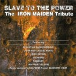 V.A. / Slave To The Power - Iron Maiden Tribute