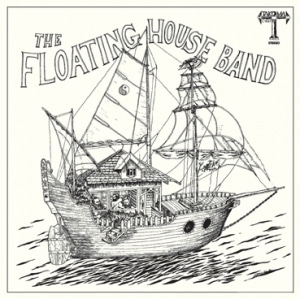 Floating House Band / Floating House Band (LP MINIATURE / REMASTERED, 미개봉)