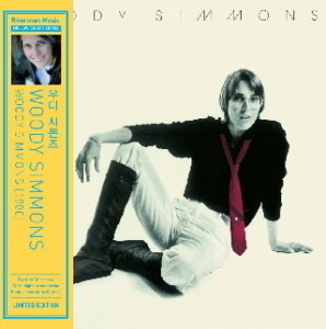 Woody Simmons / Woody Simmons (LP MINIATURE, 미개봉)