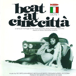 V.A. / Beat At Cinecitta Vol.1 (Italian Film Score Anthology)