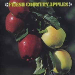 Washington Apples / Fresh Country Apples (LP MINIATURE, 미개봉)