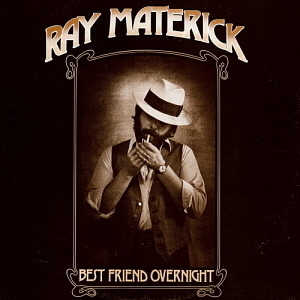 Ray Materick / Best Friend Overnight (LP MINIATURE, 미개봉)