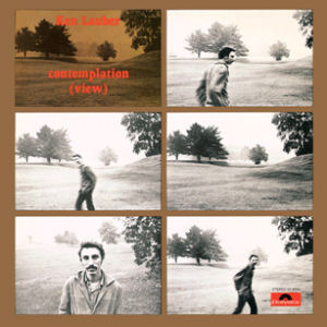 Ken Lauber / Contemplation (View) (LP MINIATURE, 미개봉)