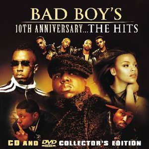 V.A. / Bad Boy's 10th Anniversary...The Hits (CD+DVD)