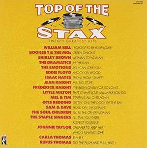 V.A. / Top Of The Stax - Twenty Greatest Hits