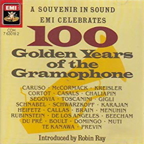 V.A. / 100 Golden Years of the Gramophone