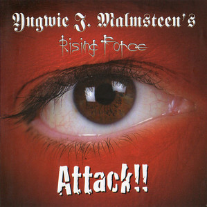 Yngwie Malmsteen's Rising Force / Attack!! (미개봉)