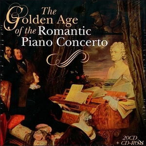 V.A. / The Golden Age of The Romantic Piano Concerto (20CD+CD Rom, BOX SET)