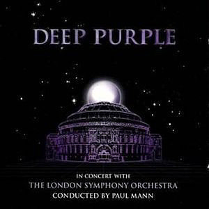 Deep Purple / In Concert With The London Symphony Orchestra (2CD, 미개봉)