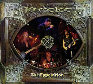 Kamelot / The Expedition (Live & Rare) (미개봉)