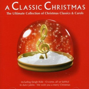 V.A. / A Classic Christmas - The Ultimate Collection of Christmas Classics and Carols (홍보용)
