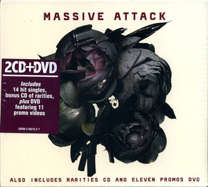 Massive Attack / Collected + Rarities + Eleven Promos (2CD+DVD, LIMITED, DIGI-PAK)