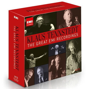Klaus Tennstedt / The Great EMI Recordings (14CD, BOX SET, 미개봉)