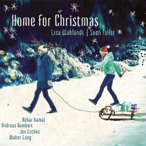 Lisa Wahlandt / Home For Christmas (DIGI-PAK, 미개봉)