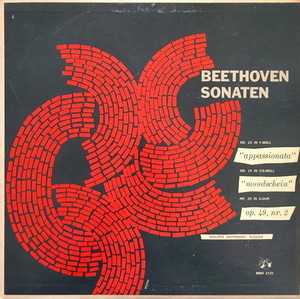 "[LP] Philippe Entremont ‎/ Beethoven: Sonaten (Nr. 23 In F-moll ""Appassionata"", Nr. 14 In Cis-moll ""Mondschein"", Nr. 20 In G-dur, Op. 49, Nr.2"