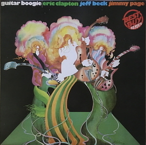 [LP] Eric Clapton, Jeff Beck, Jimmy Page / Guitar Boogie