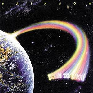 [LP] Rainbow / Down to Earth