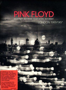 [DVD] Pink Floyd / London 1966/1967 (DVD+CD, 미개봉)