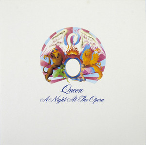 [LP] Queen / A Night At The Opera