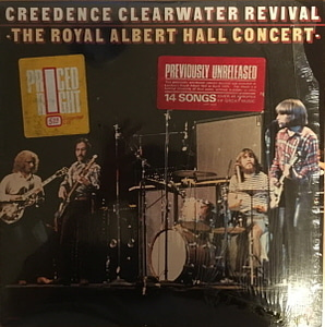 [LP] Creedence Clearwater Revival / The Royal Albert Hall Concert
