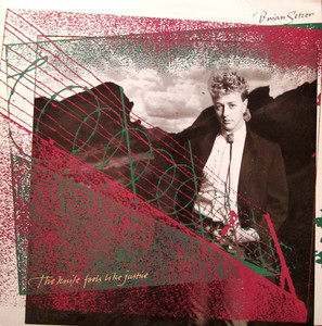 [LP] Brian Setzer / The Knife Feels Like Justice