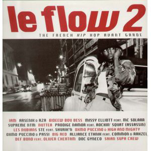 V.A. / Le Flow 2 (The French Hip Hop Avant Garde)