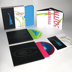 Common / Resurrection (2CD, DELUXE EDITION BOX SET)