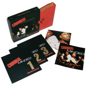 Boogie Down Productions / Criminal Minded (3CD, ELITE EDITION, BOX SET)