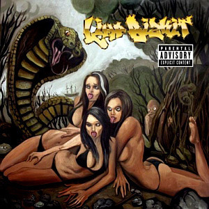 Limp Bizkit / Gold Cobra (DELUXE EDITION, 미개봉)