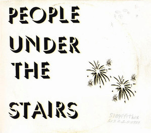 People Under The Stairs / Stepfather (CD+DVD, DIGI-PAK)