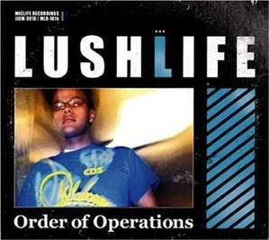 Lushlife / Order of Operations (DIGI-PAK)