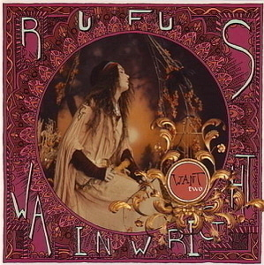 Rufus Wainwright / Want Two (CD+DVD, 미개봉)