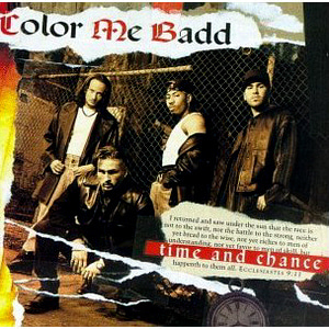 Color Me Badd / Time And Chance