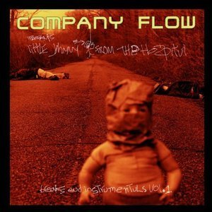 Company Flow / Little Johnny From The Hospitul: Breaks And Instrumentals Vol.1