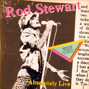 [LP] Rod Stewart / Absolutely Live (2LP)