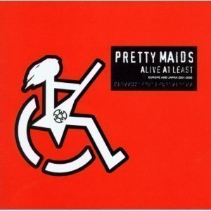 Pretty Maids / Alive At Least Europe And Japan 2001-2002 (DIGI-PAK)