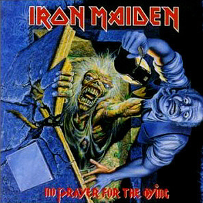 [LP] Iron Maiden / No Prayer For The Dying (미개봉)