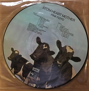 [LP] Pink Floyd / Atom Heart Mother (Picture Disc)