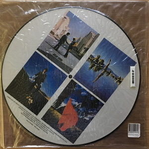 [LP] Pink Floyd / Wish You Were Here (Picture Disc, Limited Edition)